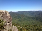 Hike (and Bouldering!) at Old Rag Mountain