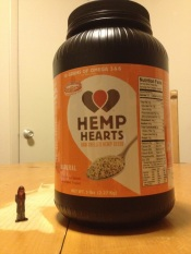 Hey Homie, that's a monolith of Hemp Hearts!