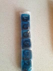 First aid kit: Advil, Zinc, Lactaid, Gatorade Chews...