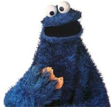 C is for: Can't I have one?  Come on.  Cookies make me happy.  Crap, that was dumb.