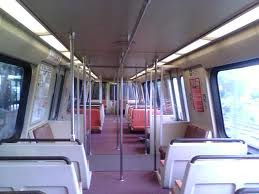 I told you the Metro was empty.