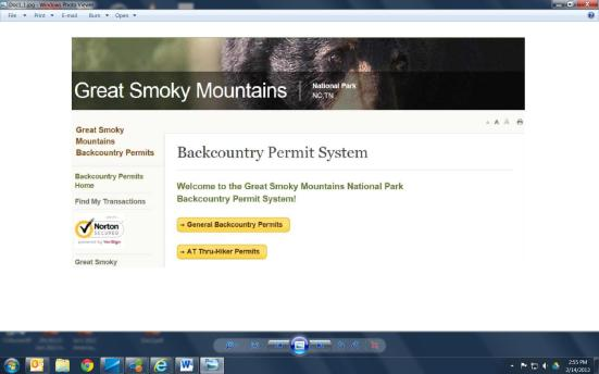 Yay! I get to be counted as a thru-hiker!