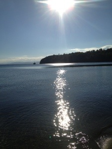 And besides, it's my blog, and I can do what I want. (That's Lake Champlain.)