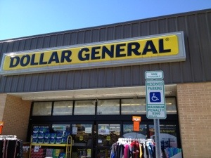 It was sad when we got far enough north that there were no more Dollar Generals. Quality resupply joint, that is.
